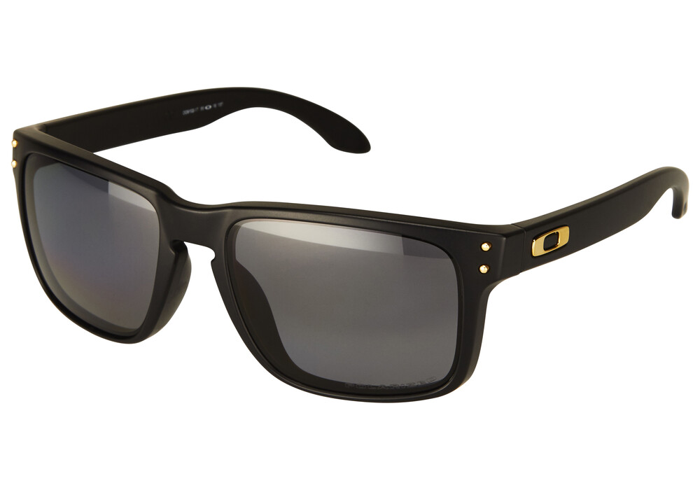 Oakley Holbrook - Gafas deportivas - Shaun White Gold negro | Campz.es